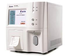RT-9600 Semi-auto Chemistry Analyzer